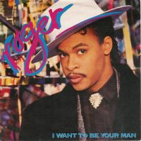 Cover Roger [US] - I Want To Be Your Man